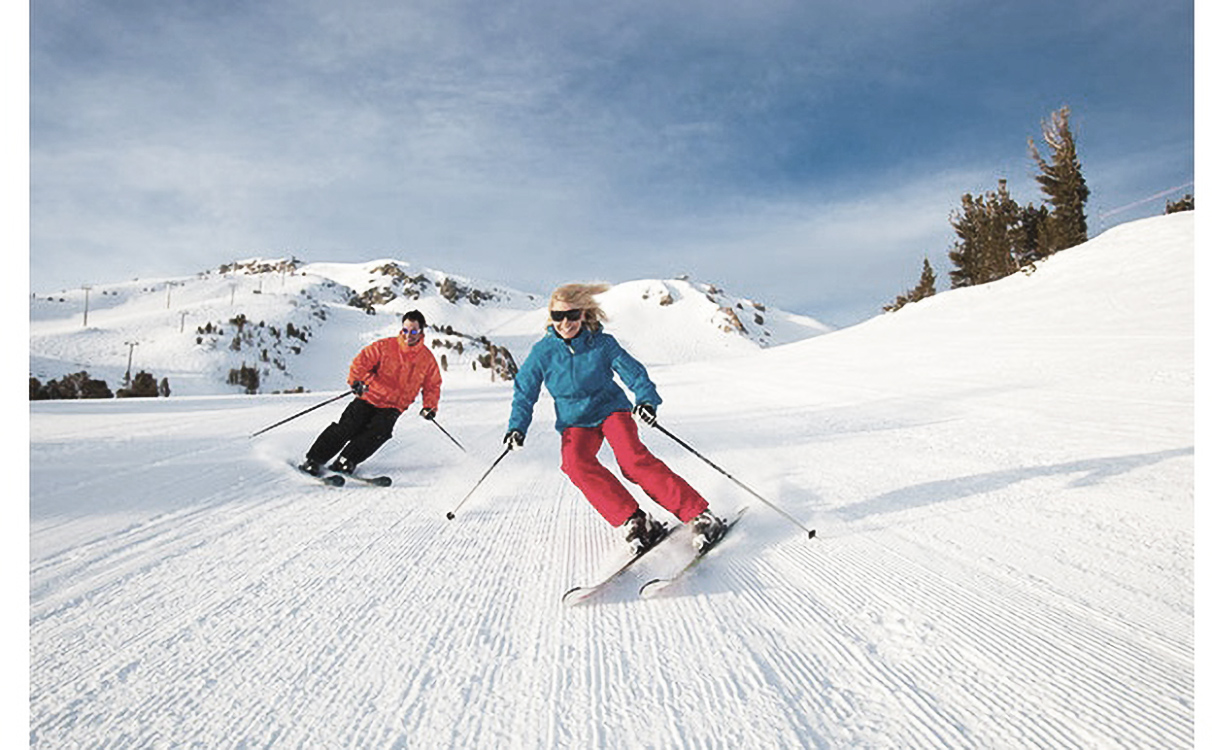 4 Ski Exercises to Get You Pumped for the Snow!