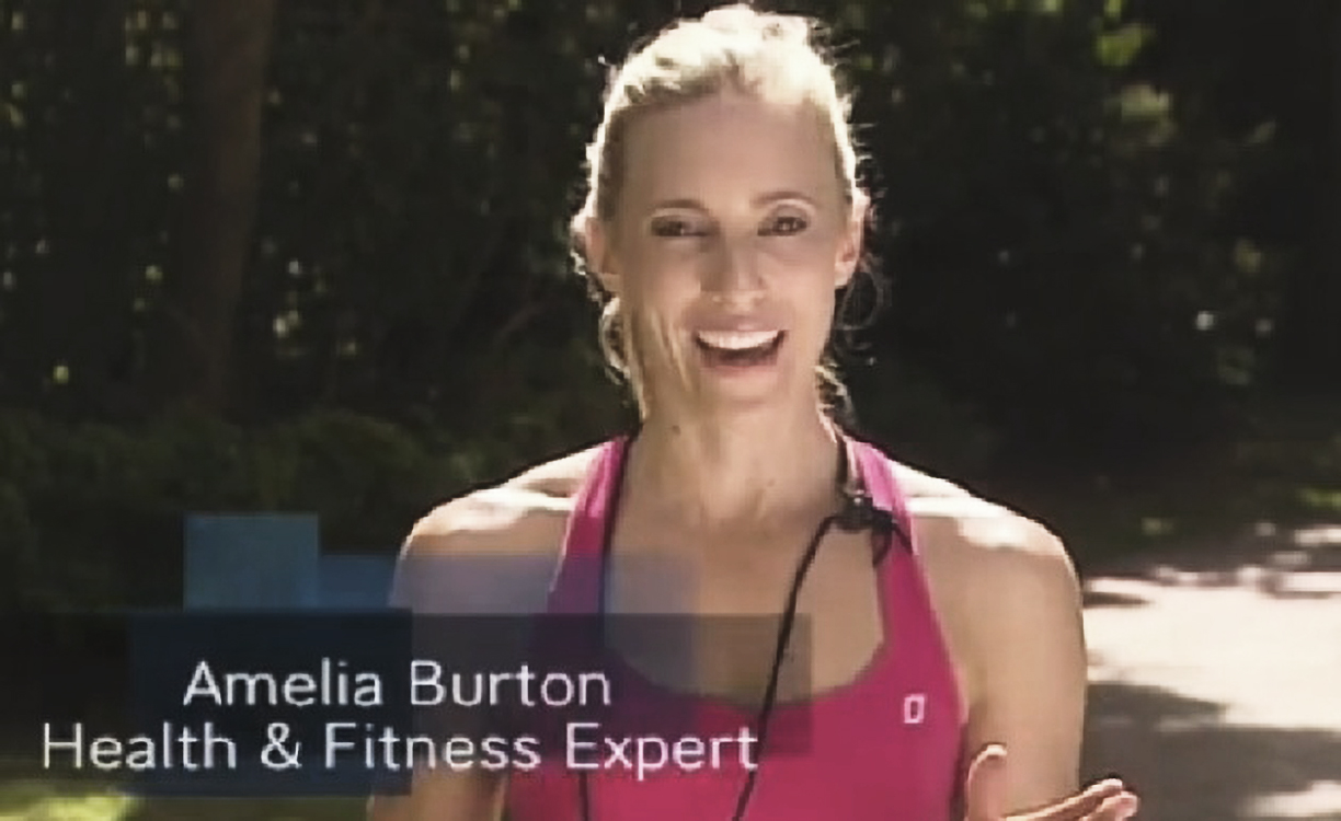 Amelia's Pick: Body Weight AMRAP Workout