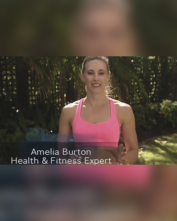 Amelia's Pick: High Intensity Cardio Circuit
