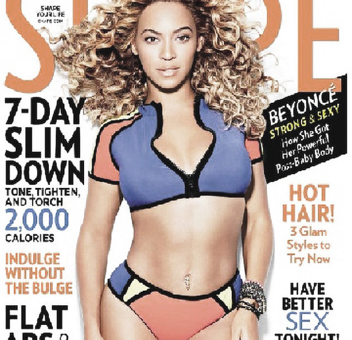 Beyonce's Post Baby Weight Loss