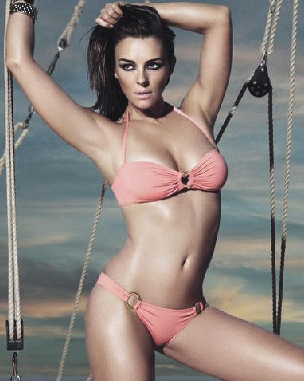 Elizabeth Hurley's Bikini Body Diet