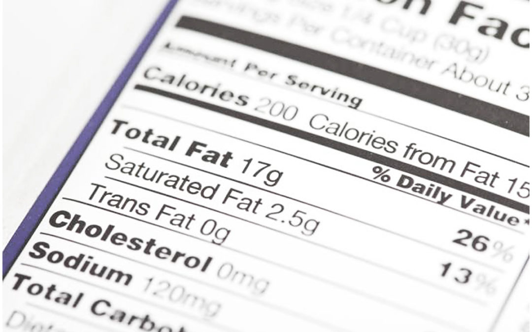 Fat Facts 2 of 5: How Many Calories in Fat, Protein and Carbohydrates?