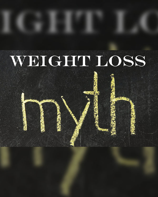 Myths and Facts about Weight Loss