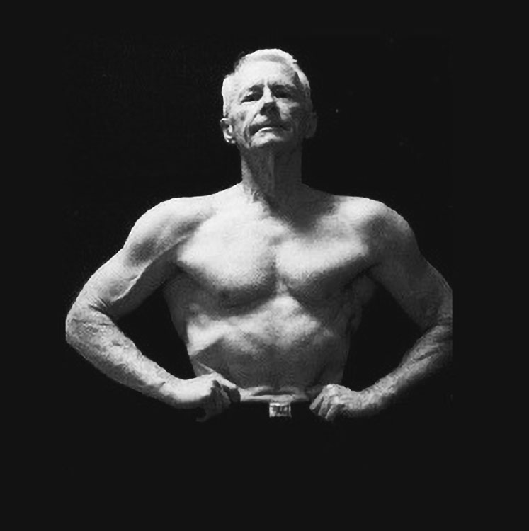 Over-50 Exercise: Seniors Training With Logan Franklin