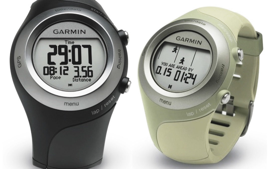 Product Review: Garmin 405 Heart Rate Monitor
