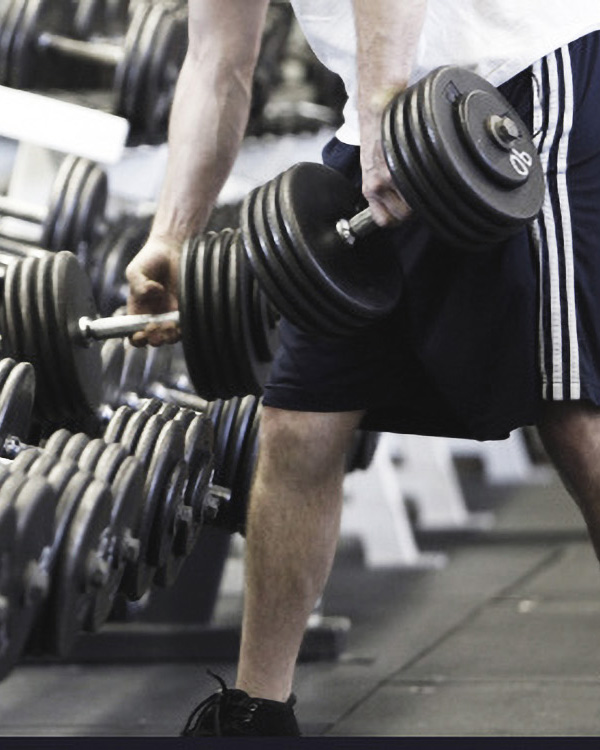 Weights Room Etiquette: Don't be 'That' Guy!