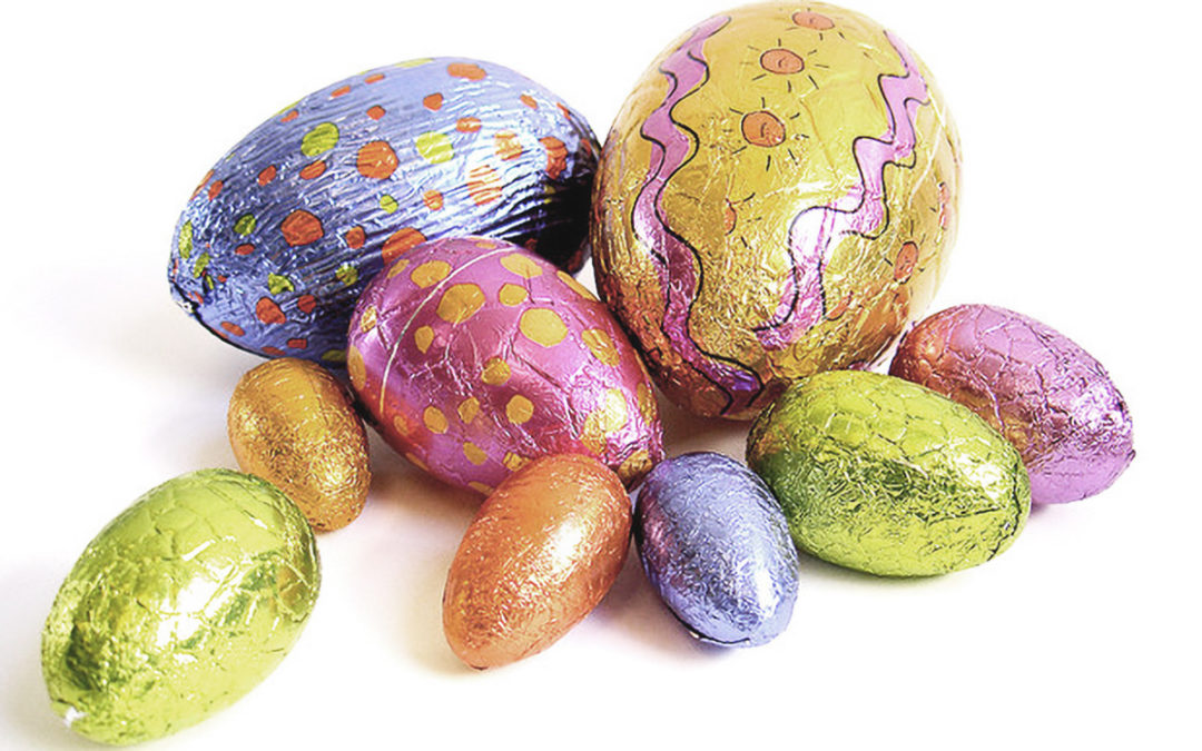Burning off the Easter Eggs – What does it take?