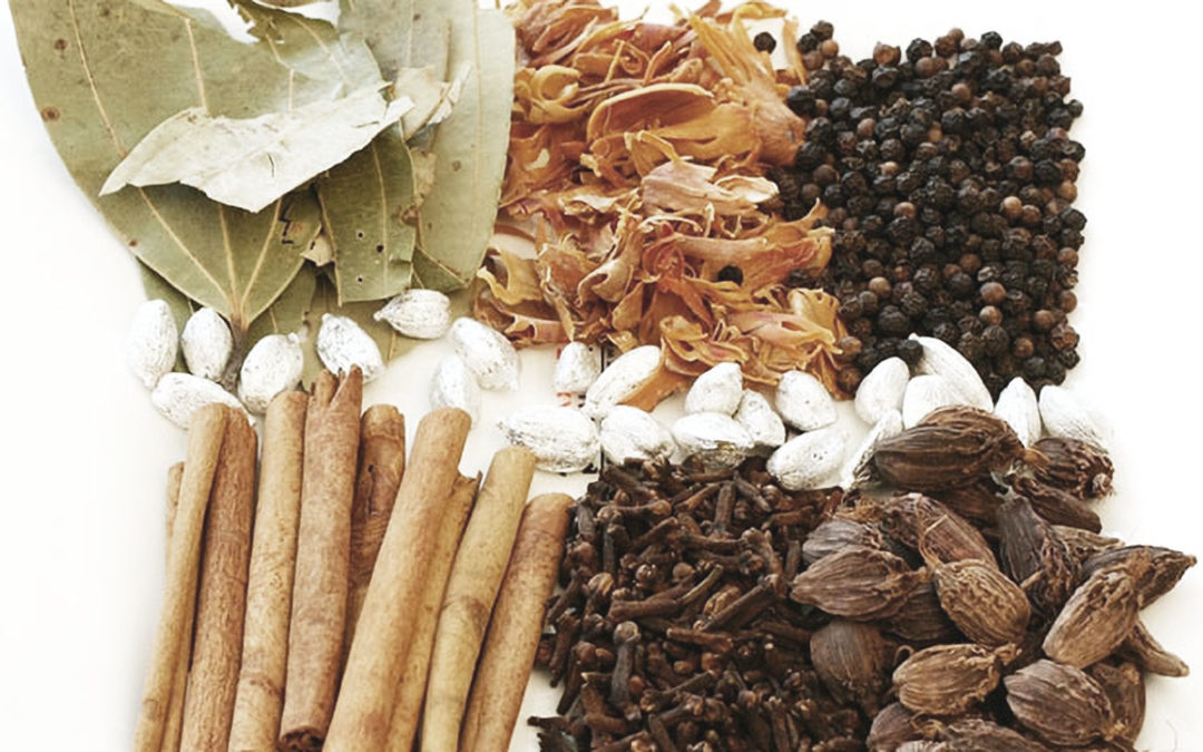 Health Benefits of Culinary Herbs and Spices