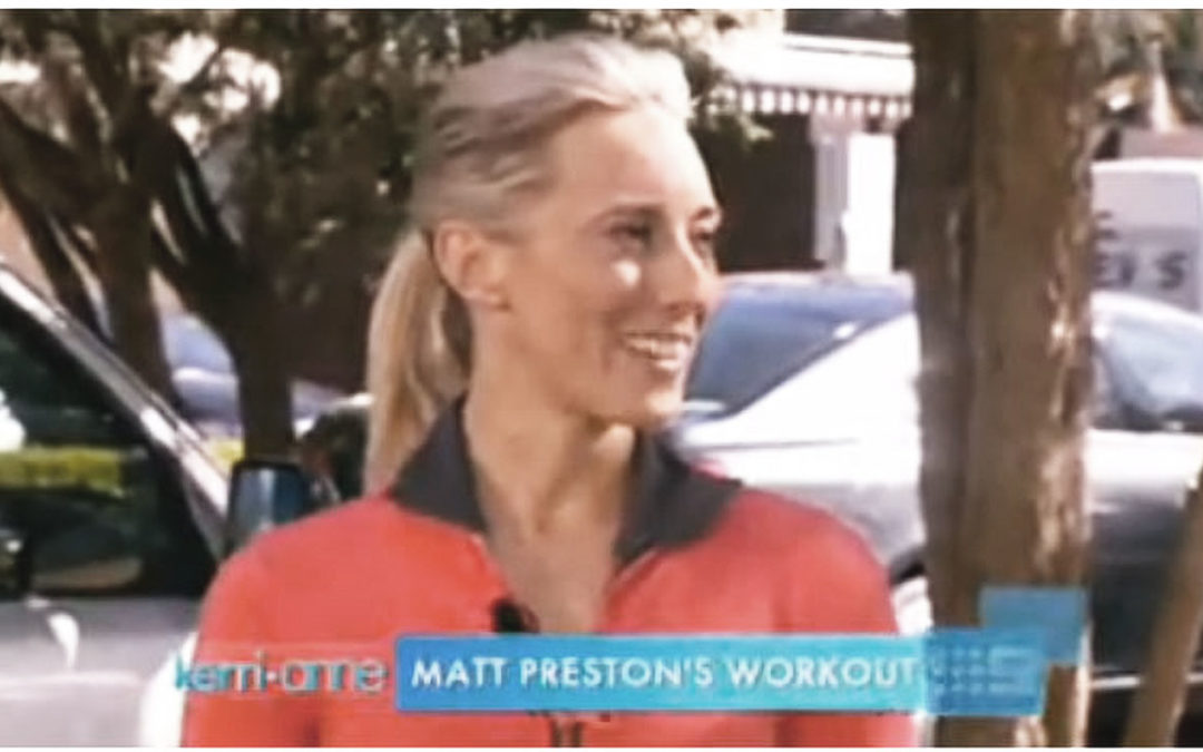 Matt Preston's Fitness Regime