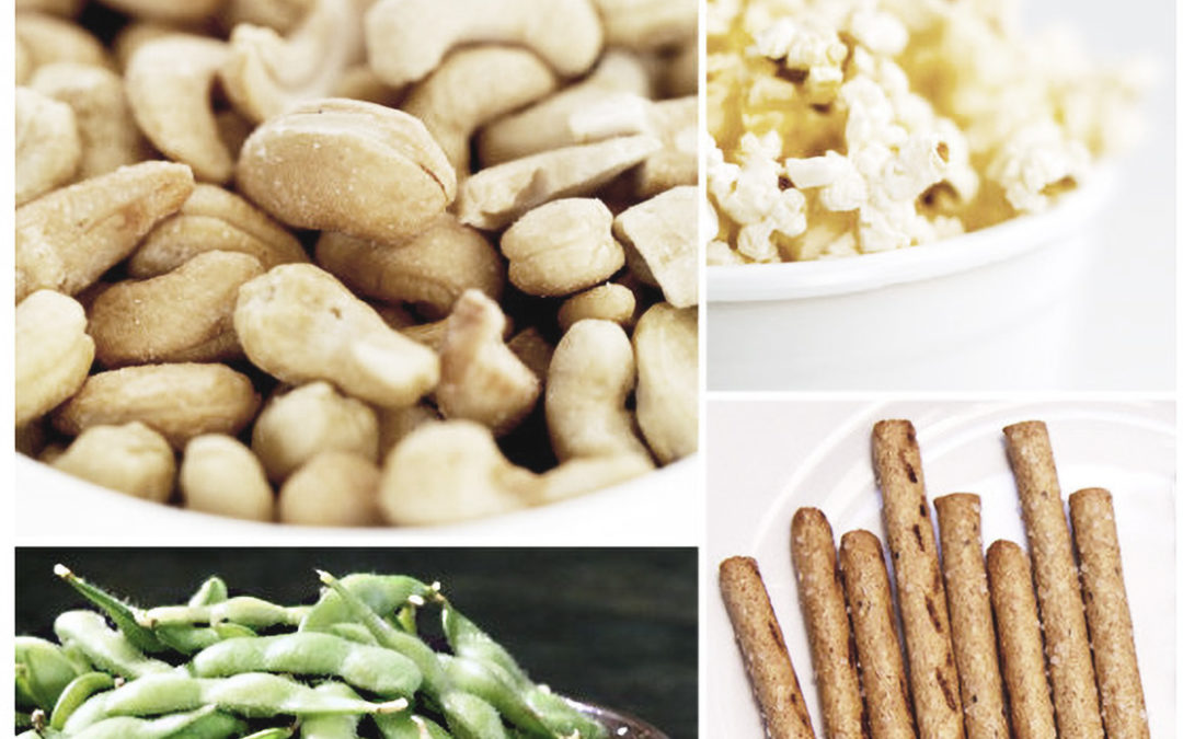 The Best Low-Calorie Snacks