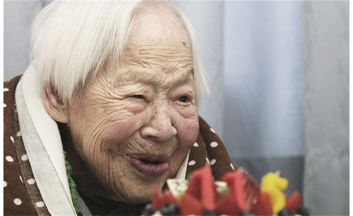 Diet Secrets Of The World's Oldest Person