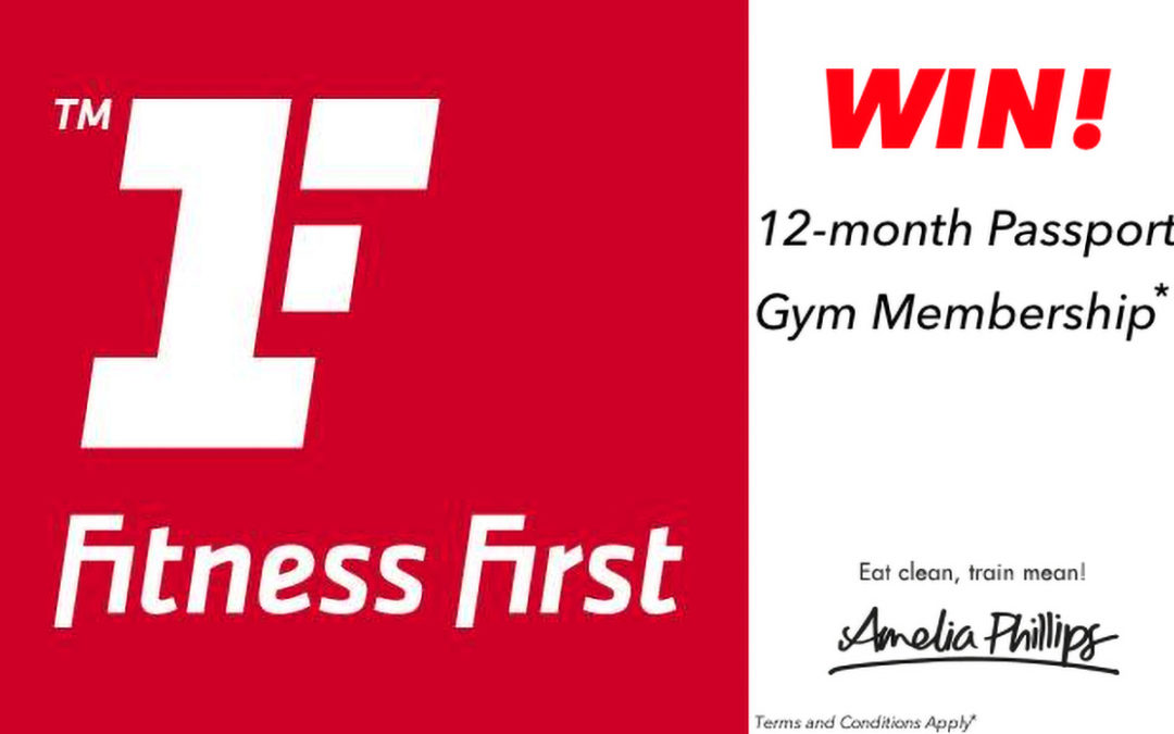 Website Makeover Competition x Fitness First Relaunch