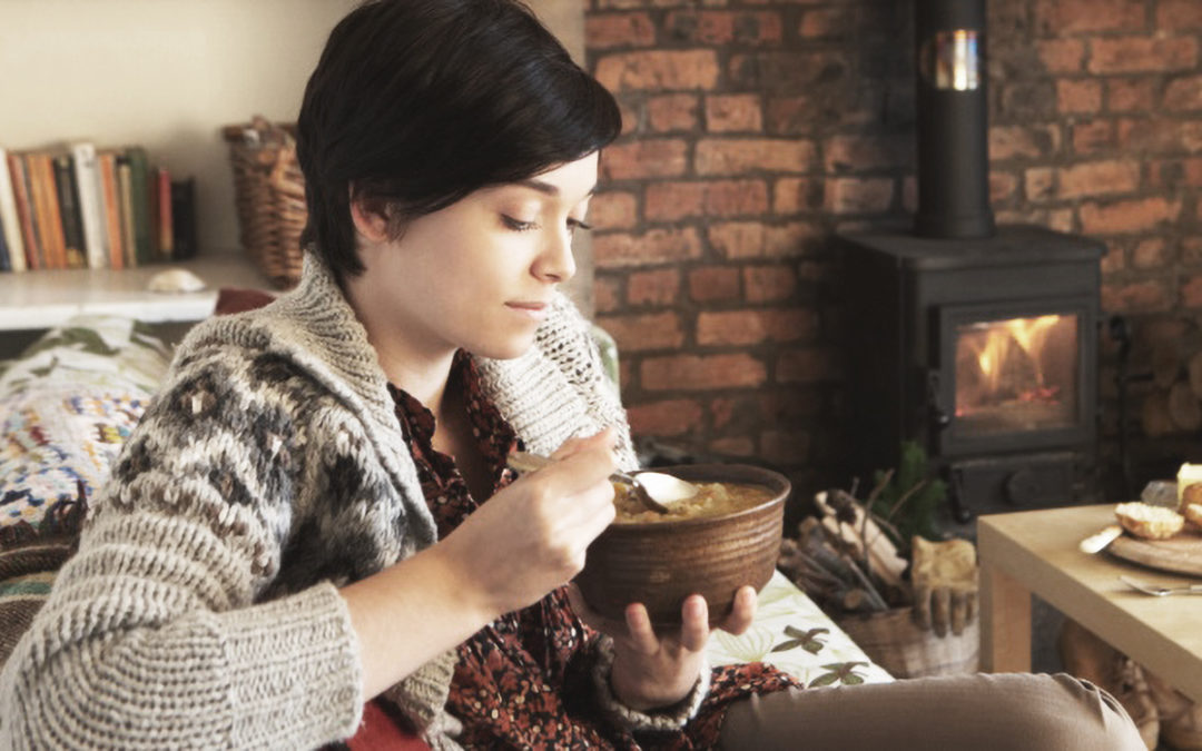 Lazy Person's Guide To Avoid Weight Gain in Winter