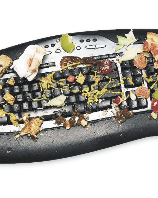 Why You Need To Stop Eating At Your Desk... NOW