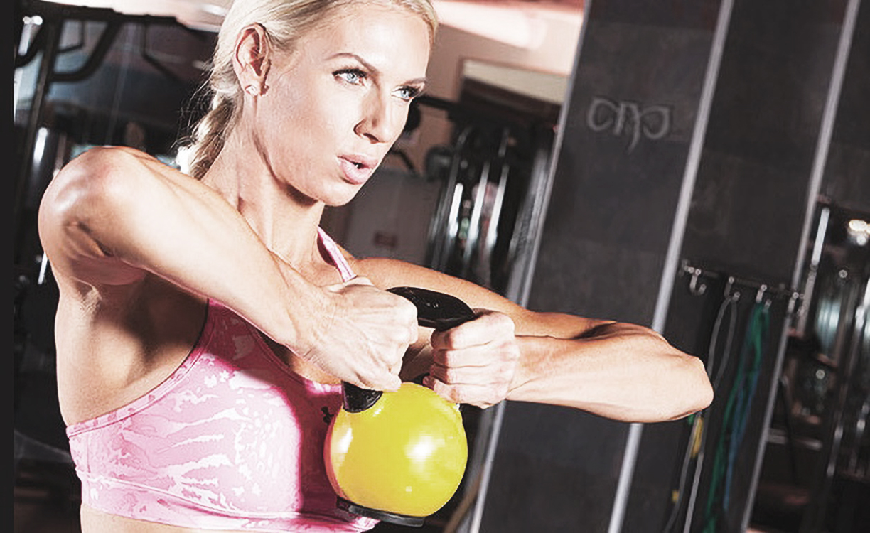 The Ultimate Kettlebell Workout