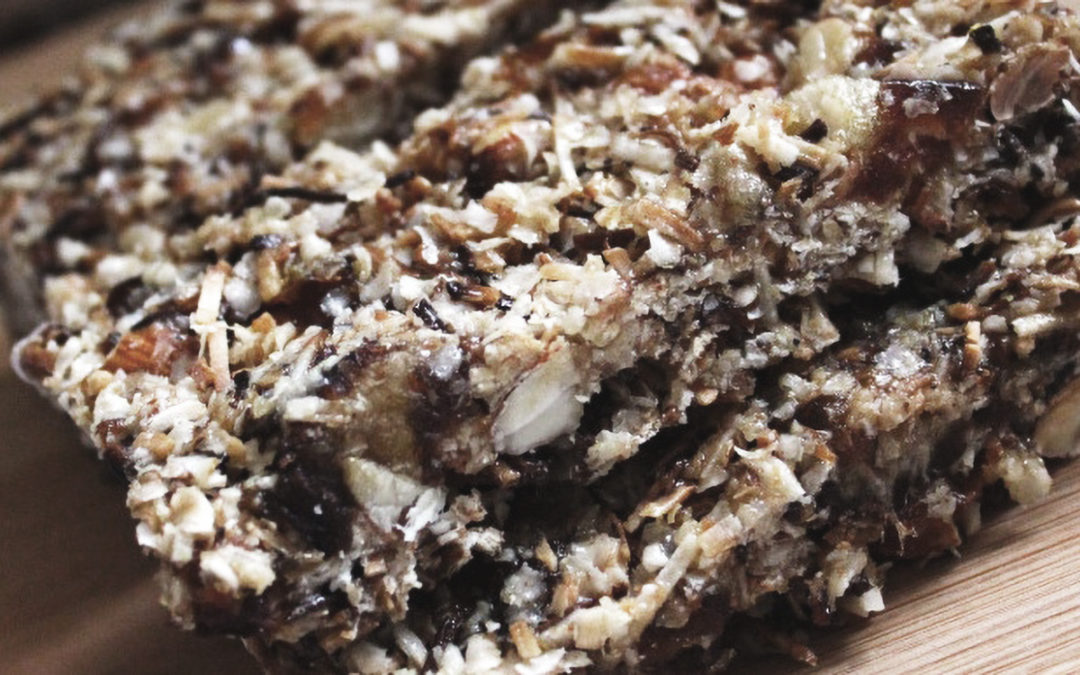 Recipe Of The Month: No Bake Breakfast Bars