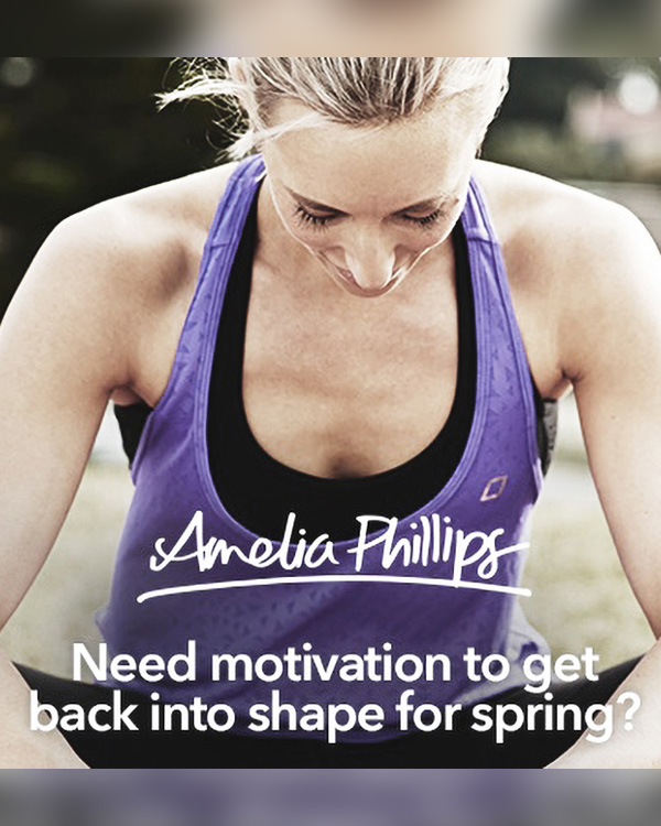 Spring's Motivational Quote Competition