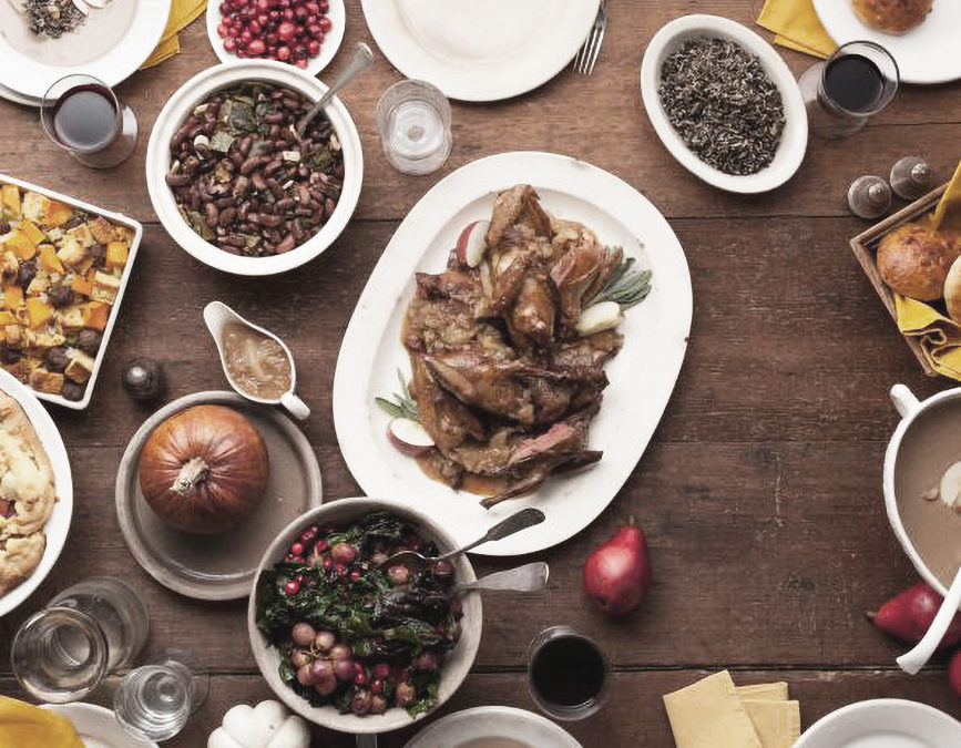 Prepare Your Body For Thanksgiving