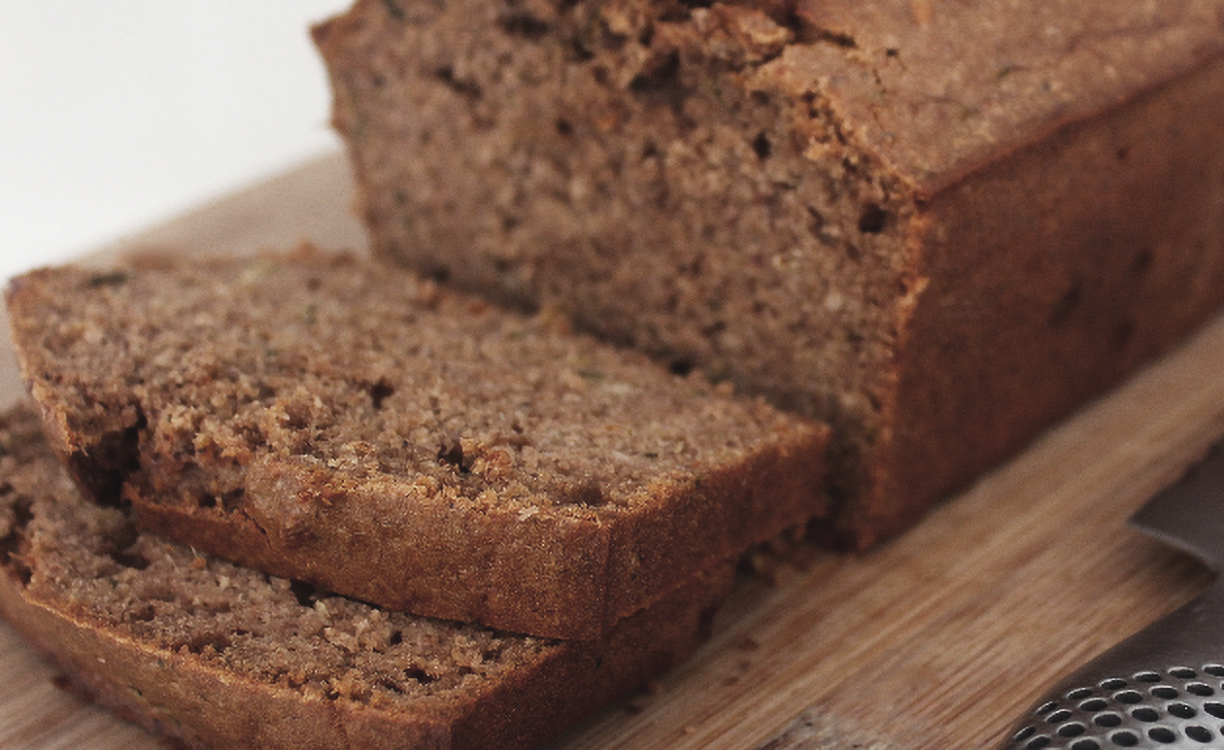 Recipe Of The Month: Grain-free Chocchini Bread
