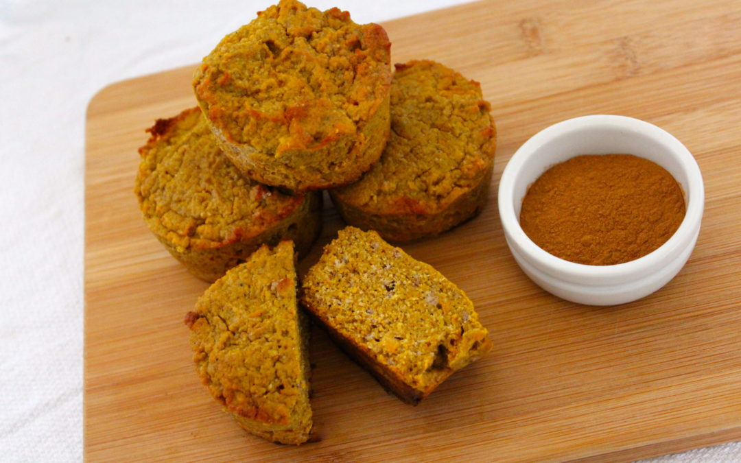 Recipe Of The Month: Spiced Pumpkin Muffins
