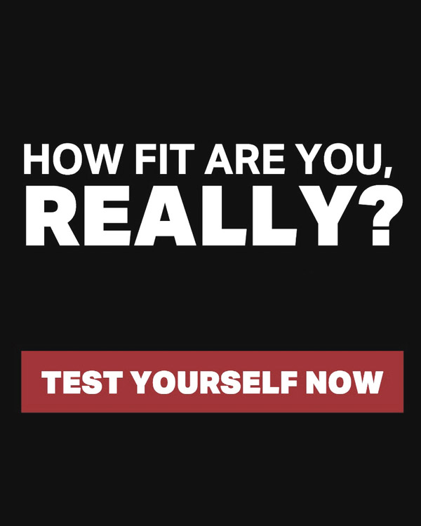 Calculate Your Fitness Age
