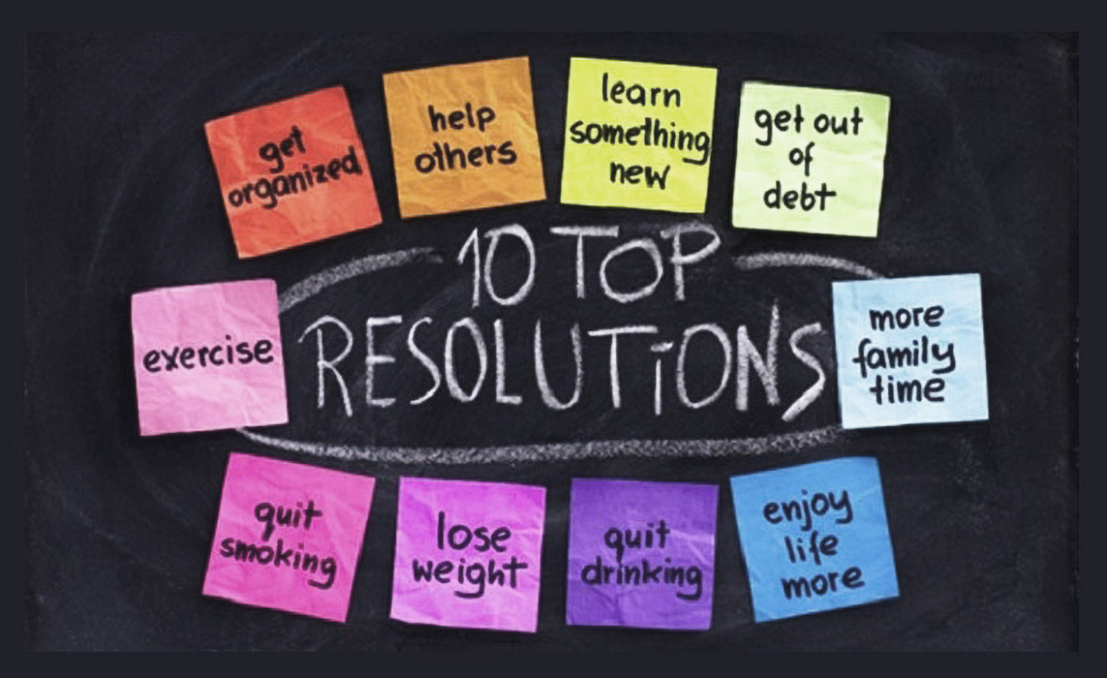 Why You Need To Not Make New Year Resolutions