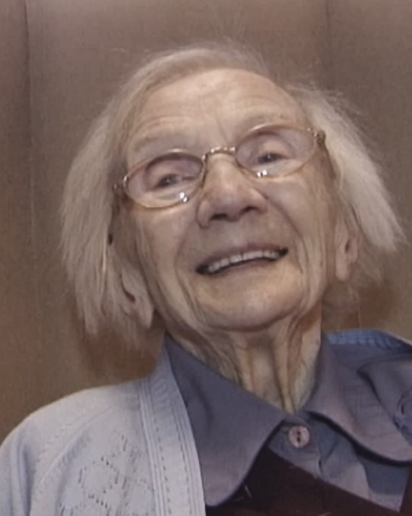 109-Year-Old Woman's Secret To A Long Life Is Avoiding Men