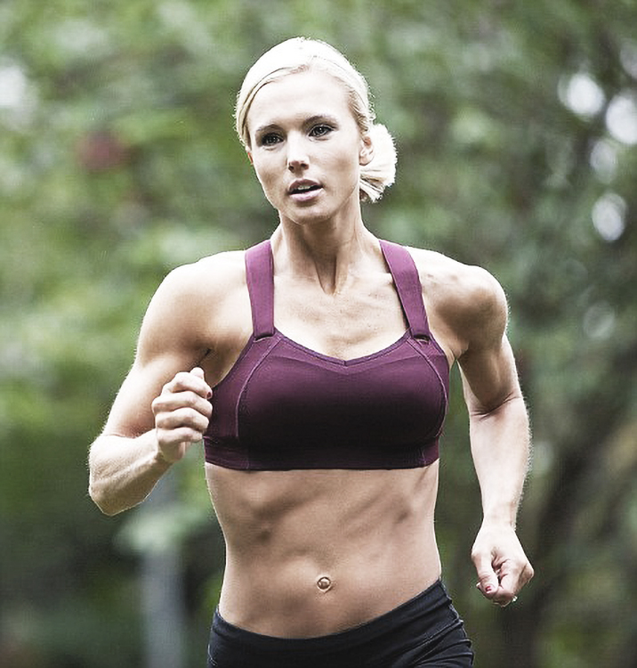Breasts & Exercise: What is the Best Sports Bra?