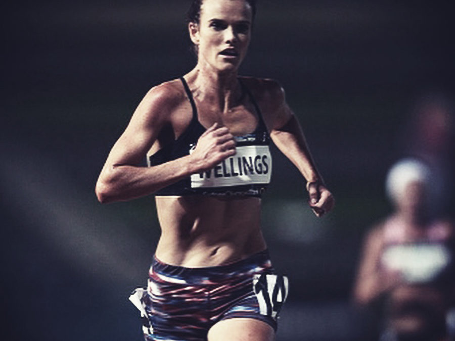 60 seconds with Olympian Eloise Wellings