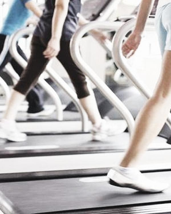 New High Tech Treadmills
