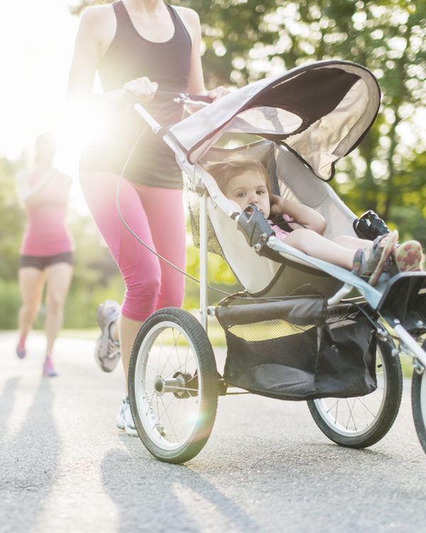 Pelvic Floor and Running for Mums