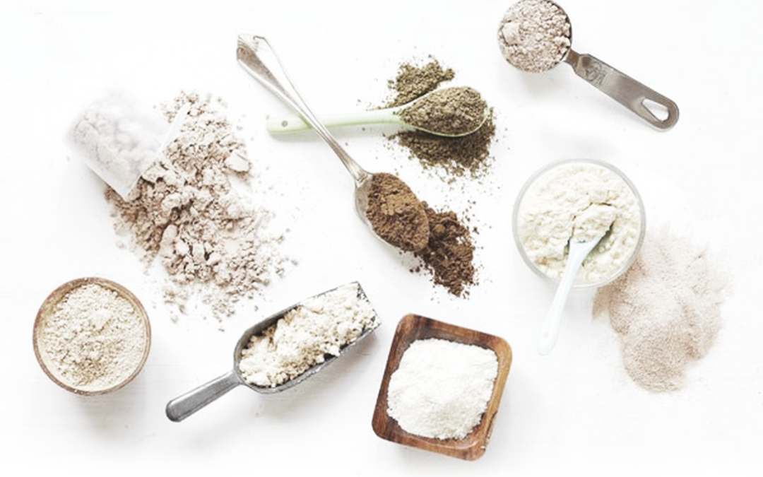 Healthy Protein Powders