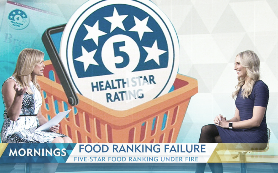 Why the Health Star Rating Isn't Working