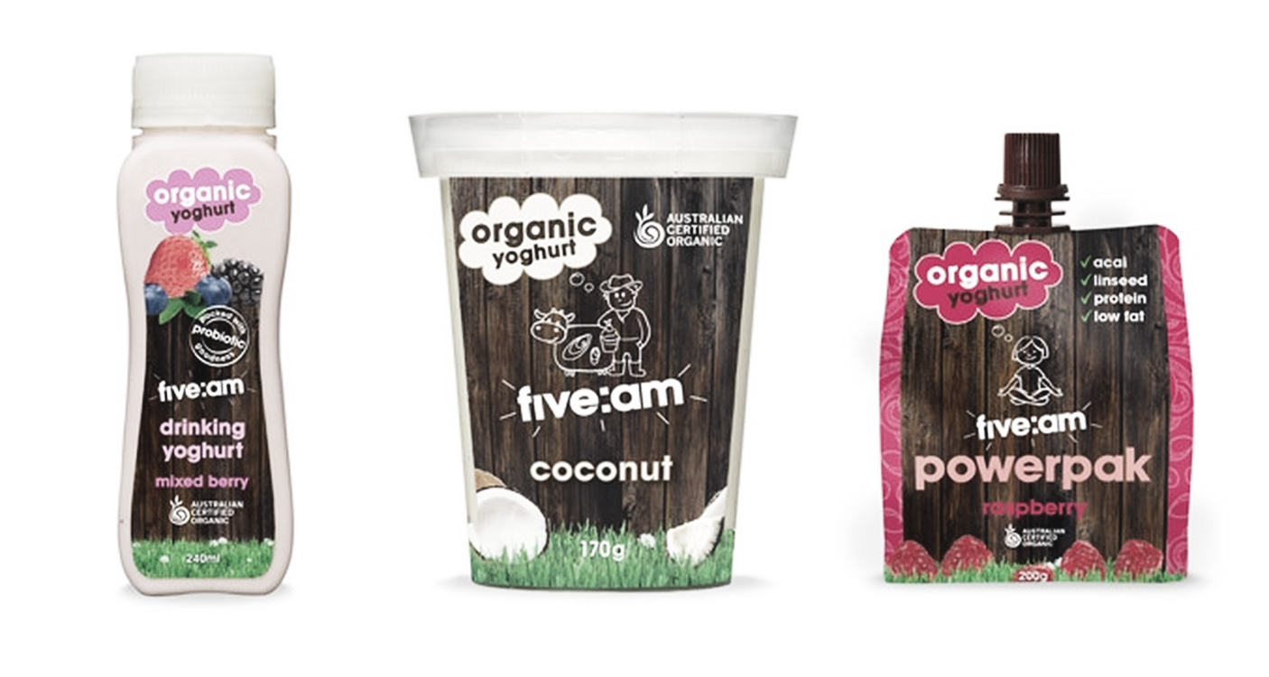 Product Comparison Series - Comparing Two Yoghurt Brands