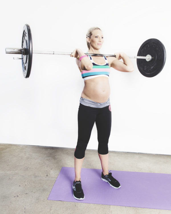 Pregnancy: Exercising Safely in the Heat