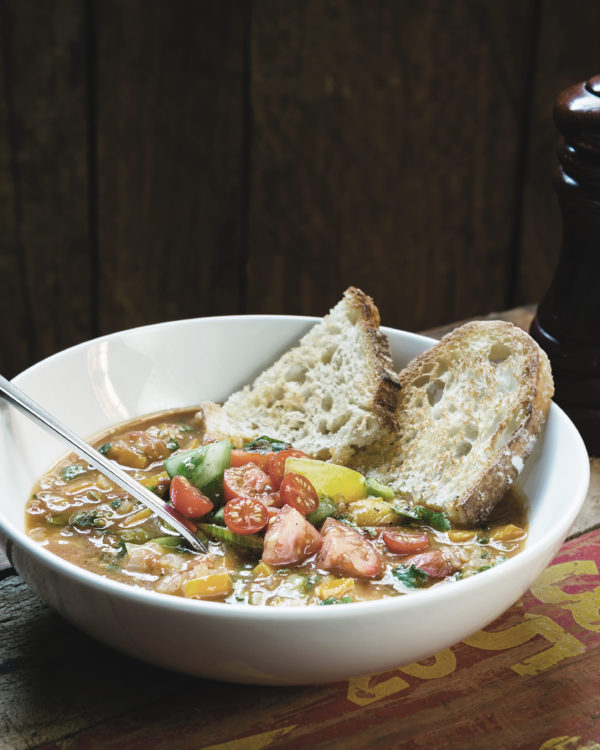 Chunky Roast Tomato Soup Recipe