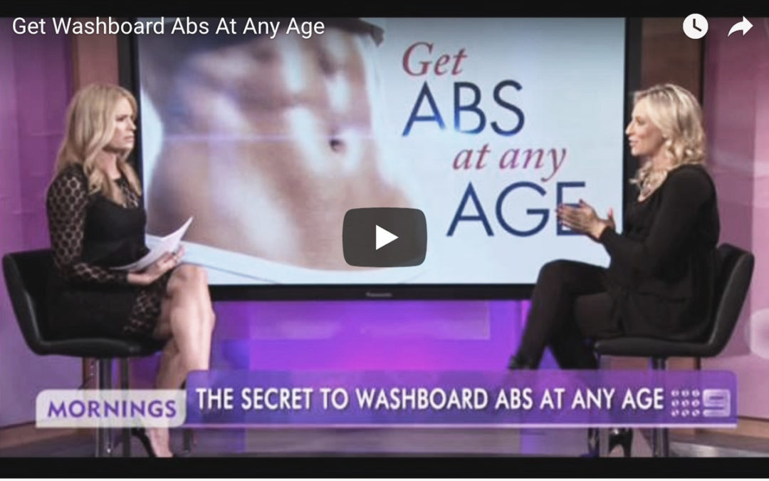 Get Washboard Abs At Any Age
