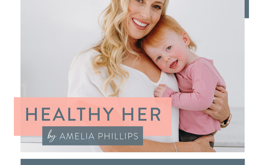 Healthy Her Episode 4 – Can Food Improve Our Mood?