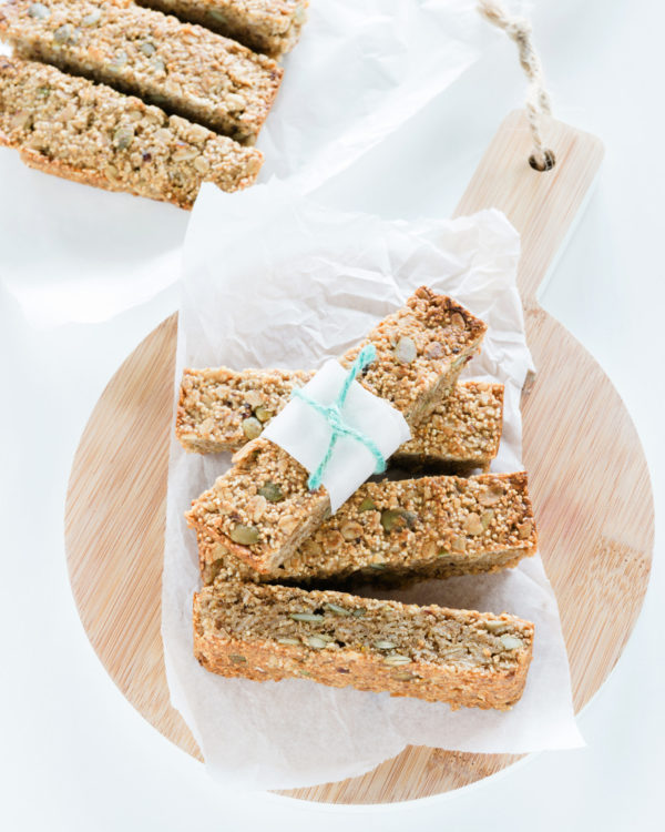 Oat, Amaranth & Pepita Bar