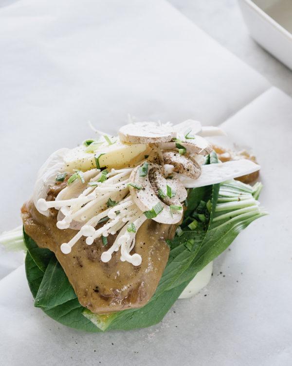 Miso Baked Fish